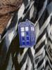 Doctor Who Exclusive Lapel Pin - Large TARDIS