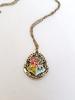 Harry Potter: HOGWARTS CREST Pendant Necklace