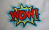 """Wow"" Bill Potts  Look-a-Like Jacket Patch"