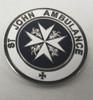 Doctor Who Exclusive Lapel Pin - St. John's Ambulance Emblem
