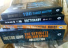 Doctor Who: The Ultimate Collection - Hardcover Book Set of 3