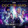 Doctor Who: The Fifth Doctor Adventures: WICKED SISTERS - Big Finish Audio CD Boxed Set