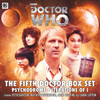 Doctor Who: The Fifth Doctor Adventures Volume #1 - Big Finish Audio CD Boxed Set Starring Peter Davison