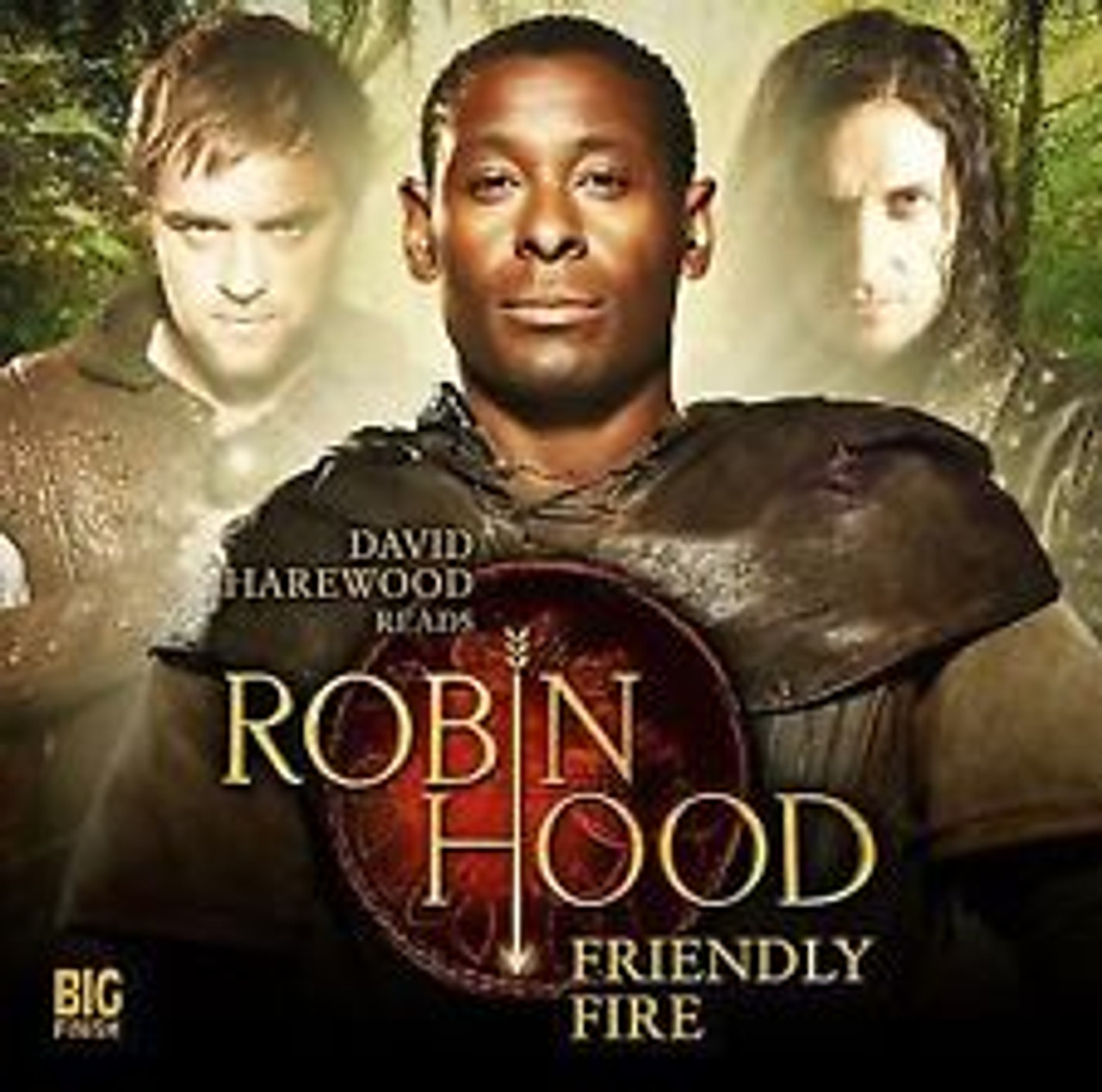 Big Finish   Robin Hood Friendly Fire Audio CD 20.20