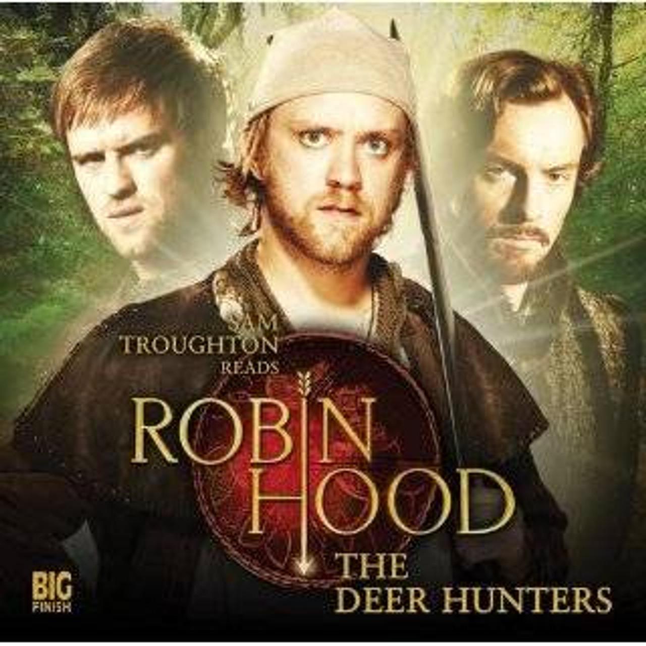 Big Finish   Robin Hood The Deer Hunters Audio CD 20.20