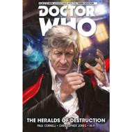 3rd Doctor: Jon Pertwee