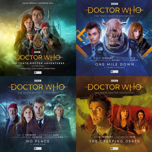 Countdown to the Tenth Doctor Adventures: Volume 3