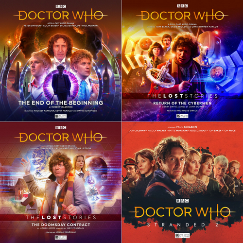 March Big Finish Releases Are Here!