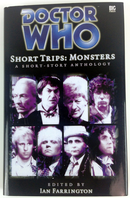 Doctor Who: Big Finish Short Trips #9: MONSTERS Hardcover Book