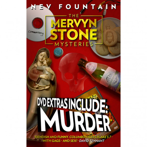 The Mervyn Stone Mysteries - Book 2: DVD EXTRAS INCLUDE: MURDER - Hardback Book