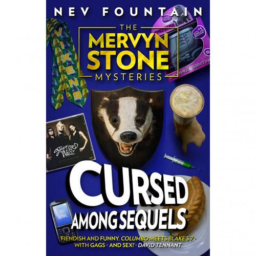 The Mervyn Stone Mysteries - Book 3: CURSED AMUNG SEQUELS - A Big Finish Hardback Book
