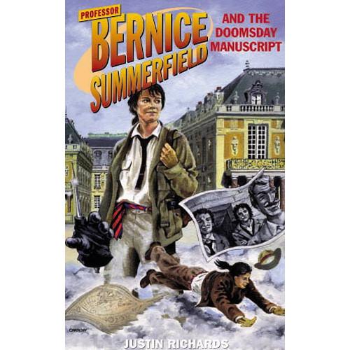 Bernice Summerfield - THE DOOMSDAY MANUSCRIPT - Big Finish Paperback Book