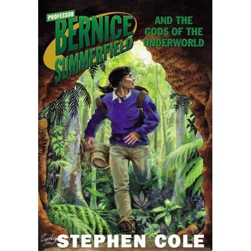 Bernice Summerfield - THE GODS OF THE UNDERWORLD - Big Finish Paperback Book