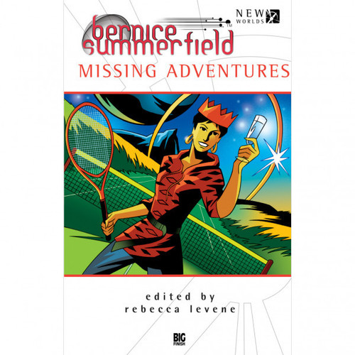 Bernice Summerfield - MISSING ADVENTURES -  Big Finish Hardcover Book