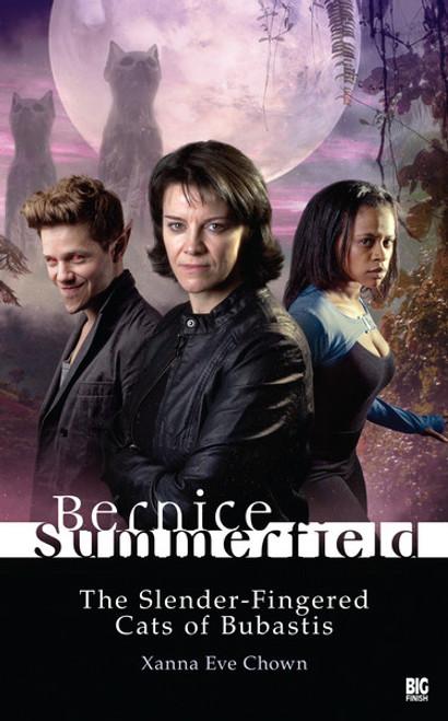"Bernice Summerfield - ""The Slender-Fingered Cats of Bubastis"" (Legion tie-in)"