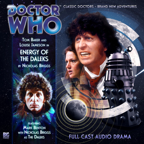 Doctor Who: The 4th Doctor Stories #1.4 - ENERGY OF THE DALEKS - Big Finish Audio CD