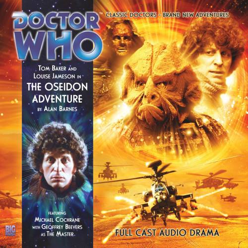 Doctor Who: The 4th Doctor Stories #1.6 - The OSEIDON ADVENTURE - Big Finish Audio CD