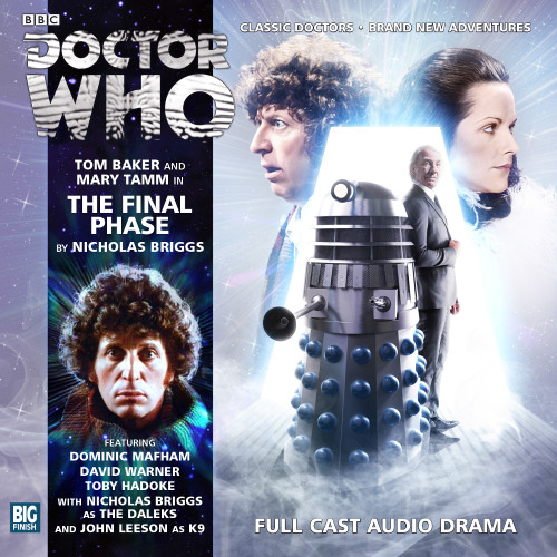 Doctor Who: The 4th Doctor Stories #2.7 - The FINAL PHASE - Big Finish Audio CD