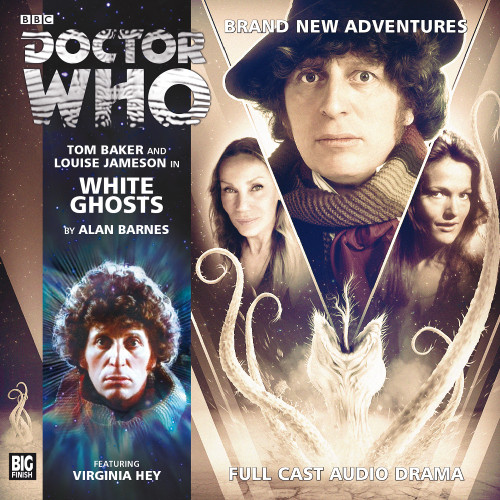 Doctor Who: The 4th Doctor Stories #3.2 - WHITE GHOSTS - Big Finish Audio CD