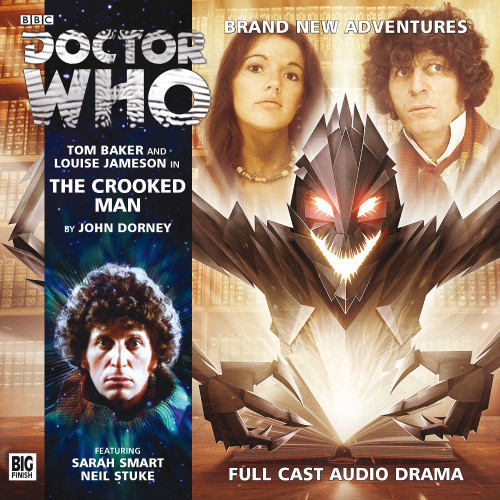 Doctor Who: The 4th Doctor Stories #3.3 - The CROOKED MAN - Big Finish Audio CD