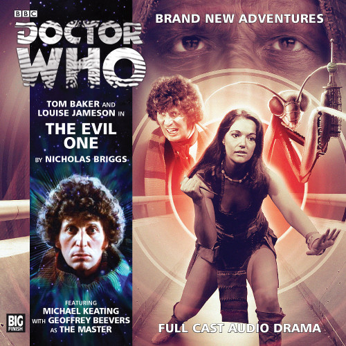 Doctor Who: The 4th Doctor Stories #3.4 - THE EVIL ONE - Big Finish Audio CD