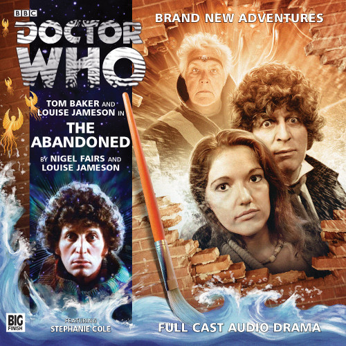 Doctor Who: The 4th Doctor Stories #3.7 - The ABANDONED - Big Finish Audio CD