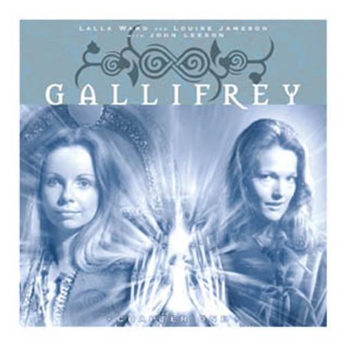 Gallifrey 1.1 - Weapon of Choice- Big Finish Audio CDs