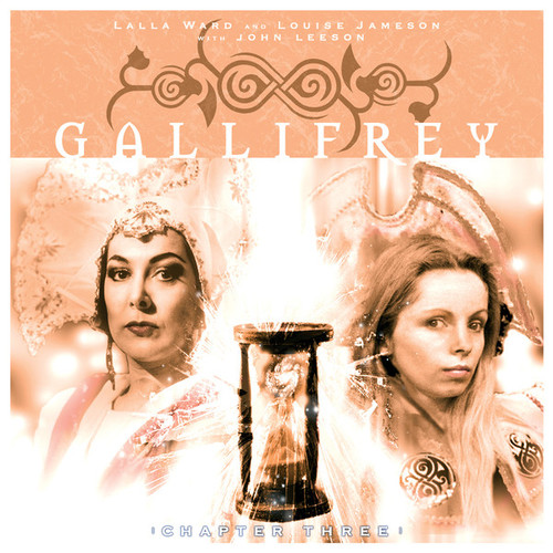 Doctor Who: Gallifrey 1.3 - The Inquiry - Big Finish Audio CD