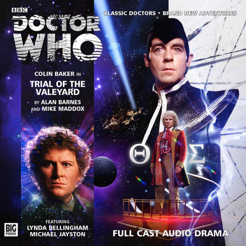 Doctor Who: TRIAL OF THE VALEYARD - Special Big Finish Audio CD #XII