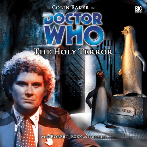 Doctor Who: THE HOLY TERROR - Big Finish Audio CD  #14