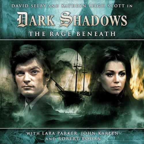 Dark Shadows: THE RAGE BENEATH Audio CD #1.4 from Big Finish (Last few)