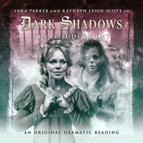 Dark Shadows: Final Judgement - Audio CD #2.10 from Big Finish