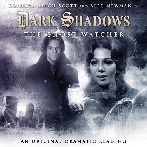 Dark Shadows: The GHOST WATCHER Audio CD #4 from Big Finish