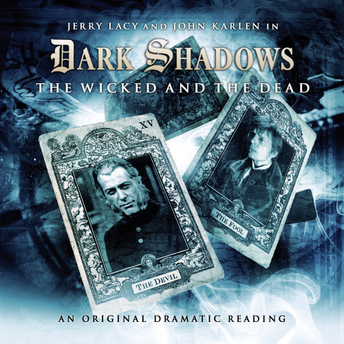 Dark Shadows: The WICKET AND THE DEAD Audio CD #7 from Big Finish