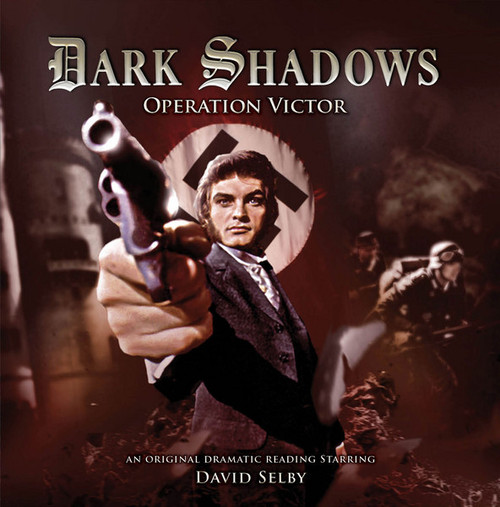 Dark Shadows: Operation Victor - Audio CD #27 from Big Finish