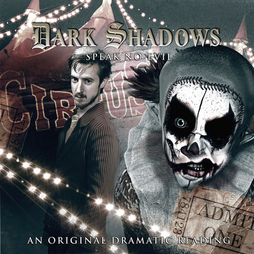 Dark Shadows: SPEAK NO EVIL - Audio CD #28 from Big Finish starring Arthur Darvill