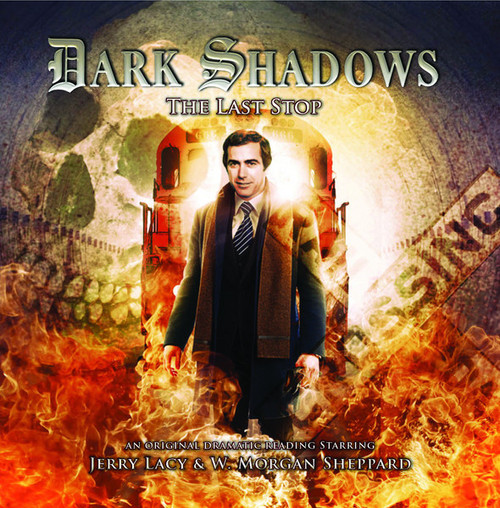Dark Shadows: The Last Stop - Audio CD #29 from Big Finish