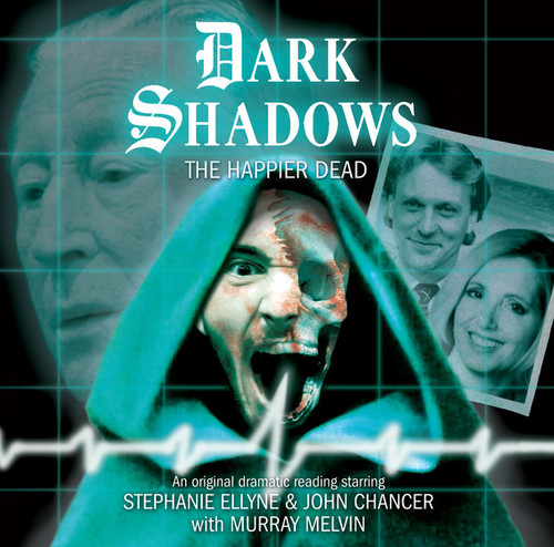 Dark Shadows: The Happier Dead - Audio CD #41 from Big Finish