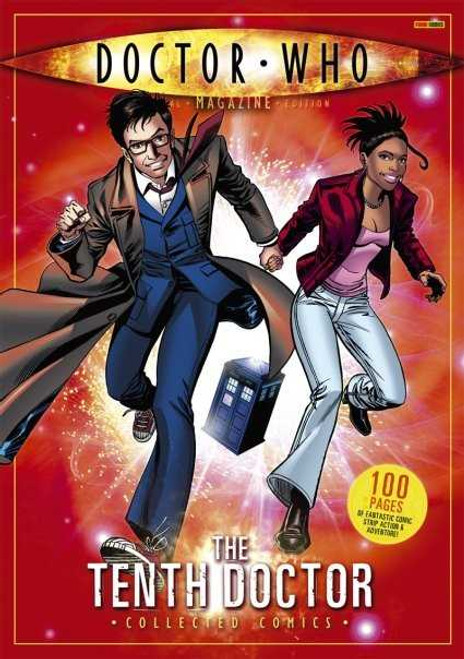 Doctor Who Magazine Special Edition #19 - THE TENTH DOCTOR COLLECTED COMICS