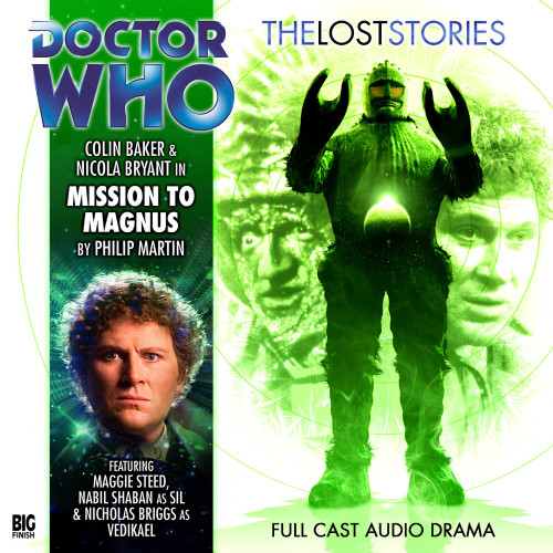 Doctor Who: MISSION to MAGNUS - The Lost Stories #1.02 - Big Finish Audio CD