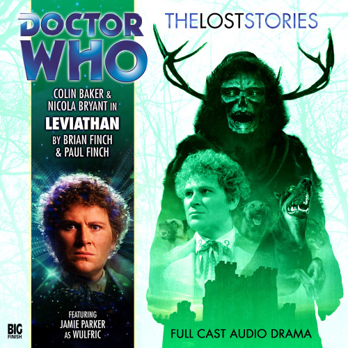 Doctor Who: LEVIATHAN - The Lost Stories #1.03 - Big Finish Audio CD