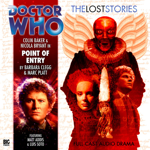 Doctor Who: POINT of ENTRY - The Lost Stories #1.06 - Big Finish Audio CD