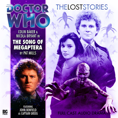 Doctor Who: The SONG of MEGAPTERA - The Lost Stories #1.07 - Big Finish Audio CD