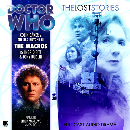 Doctor Who: The MACROS - The Lost Stories #1.08 - Big Finish Audio CD