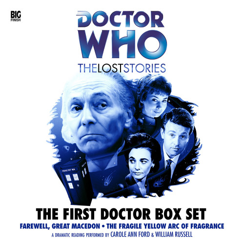 Doctor Who: First Doctor Box Set - The Lost Stories - Big Finish Box Set