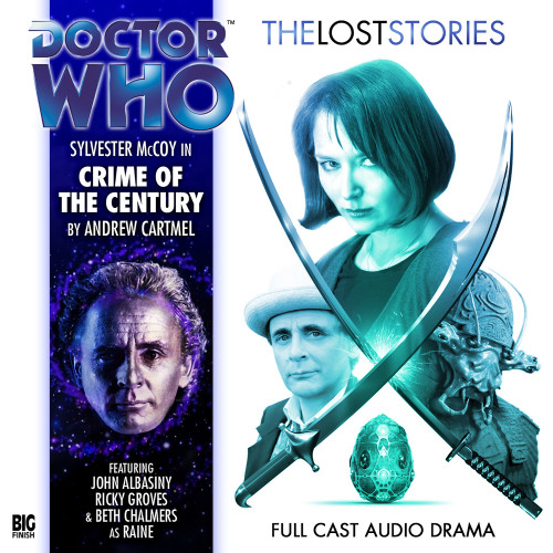 Doctor Who: CRIME OF THE CENTURY - The Lost Stories #2.04 - Big Finish Audio CD