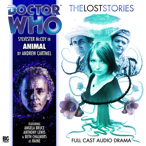 Doctor Who: ANIMAL - The Lost Stories #2.05 - Big Finish Audio CD