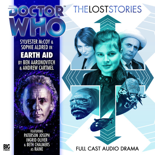 Doctor Who: EARTH AID - The Lost Stories #2.06 - Big Finish Audio CD