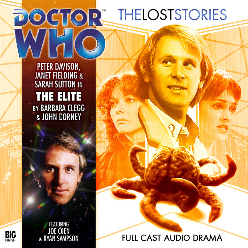 Doctor Who: The ELITE - The Lost Stories #3.01 - Big Finish Audio CD