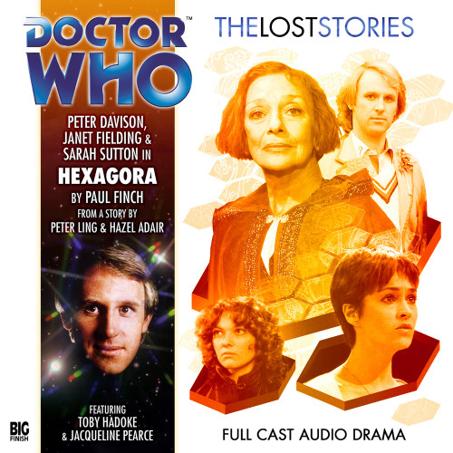 Doctor Who: HEXAGORA - The Lost Stories #3.02 - Big Finish Audio CD